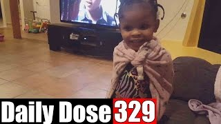 SHE STOPS BLANKIE TROUBLE!!- #DailyDose Ep.329 | #G1GB