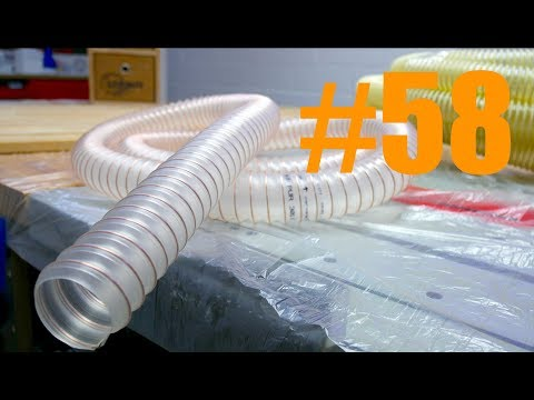 Vlog #58 Tischfräse + Abricht- Dickenhobel + Rollbock