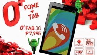 O+ Fab 3G Review and Unboxing Video | Taragis.Com