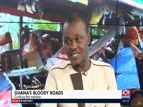 Ghana's Bloody Roads - PM Express on JoyNews (25-3-19)