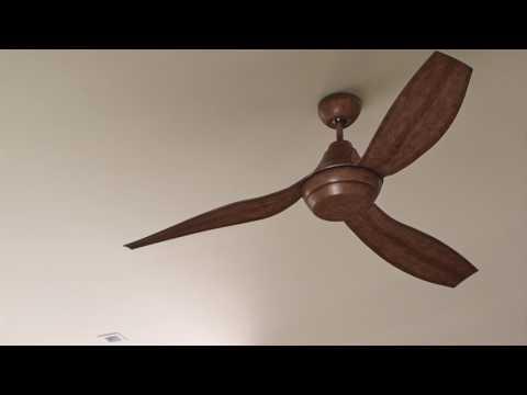 Video for Avvo Koa 56-Inch One-Light LED Ceiling Fan