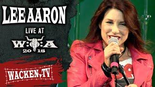 Lee Aaron   Full Show   Live At Wacken Open Air 2018