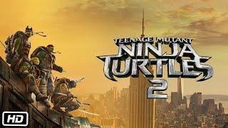 Teenage Mutant Ninja Turtles 2  Trailer 3 English Paramount Pictures India