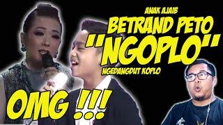BETRAND PETO FEAT. SOIMAH - SUCI DALAM DEBU | LIVE SHOW | INDONESIAN REACTION