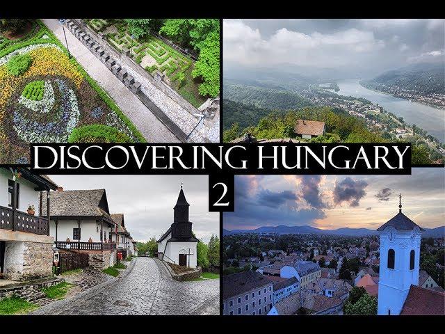 Великолепная Венгрия: Вышеград, Сентендре и др.