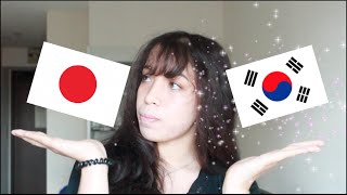 Differences Between Korean & Japan   First Impression  (CLOSED)
