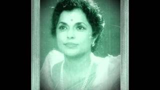 Sudha Malhotra - Ban Mein Bole Bul Bul - Teen Bhai (1955