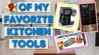 FAVORITE KITCHEN TOOLS | MY FAVORITE KITCHEN GADGETS