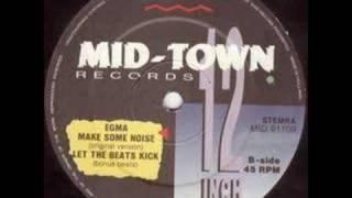 Egma - Let The Bass Kick [1991]