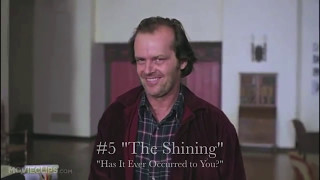 Top 10 Jack Nicholson Performances