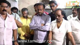 Director Ramanarayanan Passed Away