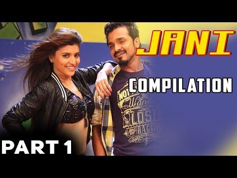 Jani - Hindi Dubbed Movie | Compilation part 1 | Vijay Raghavendra | Milana Nagaraj | Janani Anthony