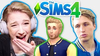 Hooking Up My Friends | Courtney Plays Sims 4