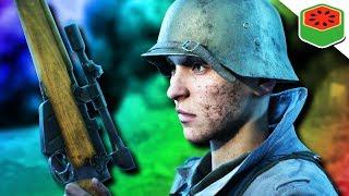 REALISTIC War Simulator 2018 | Battlefield 5 (V)