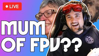 MUM IS LIVE AT UAVFUTURES HOUSE