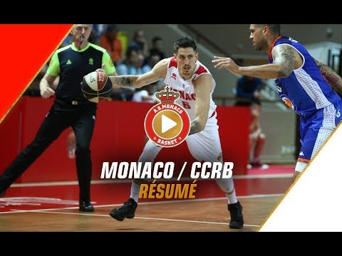 Jeep Elite — Monaco 83 - 59 Châlons Reims — Highlights