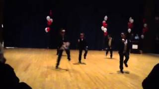 Gangnam Boys Dogwood Talent Show 2013