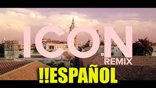 Jaden Smith   Icon Remix ft  Nicky Jam Official Video REACCION EN ESPAÑOL