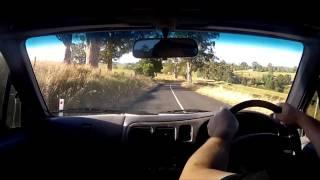 Driving Jacksons Track, Jindivick