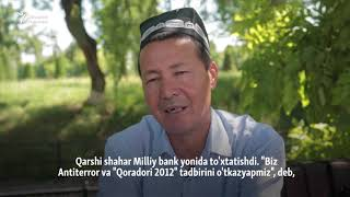 "Президентни судга бериб, ўзи ""Жаслиқ""қа тушган фаол"