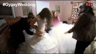 The Dress   My Big Fat American Gypsy Wedding