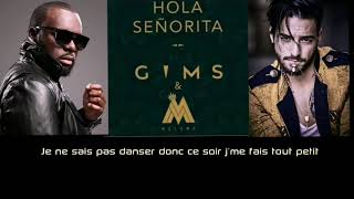 MAÎTRE GIMS FEAT MALUMA   Hola Señorita (Official Music Lyrics   2019)