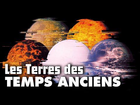 Les planètes Terres disparues