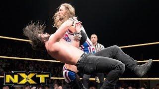 Kassius Ohno vs Elias Samson Loser Leaves NXT Match WWE NXT,