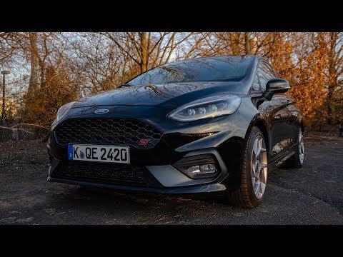 Der neue Ford Fiesta ST - WIRKLICH SO GUT!  (Test deutsch)