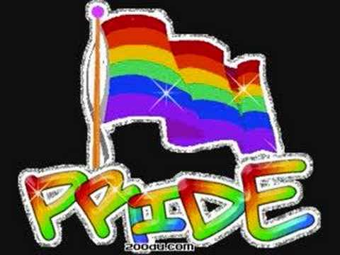 Lesbian pride!