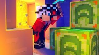 У КОГО ДЛИННЕЕ СТОЛБ?! САМАЯ ОГРОМНАЯ КАРТА НА КОТОРОЙ МЫ ИГРАЛИ ! Minecraft