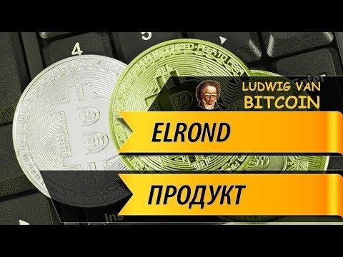 ПРОДУКТ ПРОЕКТА ELROND NETWORK