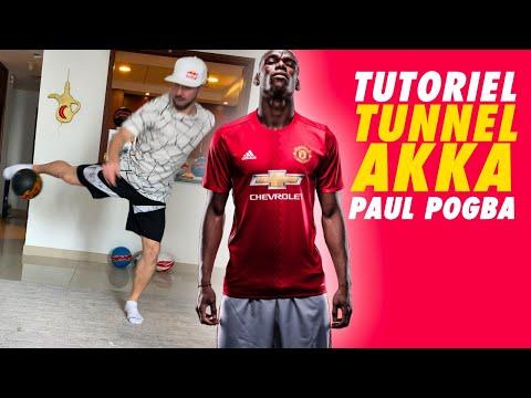 LEARN THE TUNNEL AKKA by Pogba