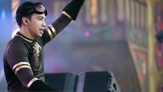 Laidback Luke - Live @ Tomorrowland 2014