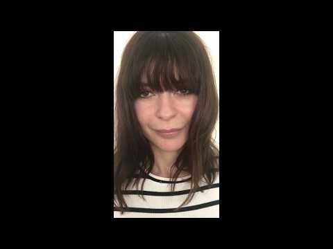 Modèle pour un  tutoriel coiffure / BUMBLE AND BUMBLE