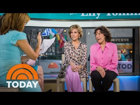 Jane Fonda And Lily Tomlin On 'Grace And Frankie,' Friendship, Female Equality | TODAY