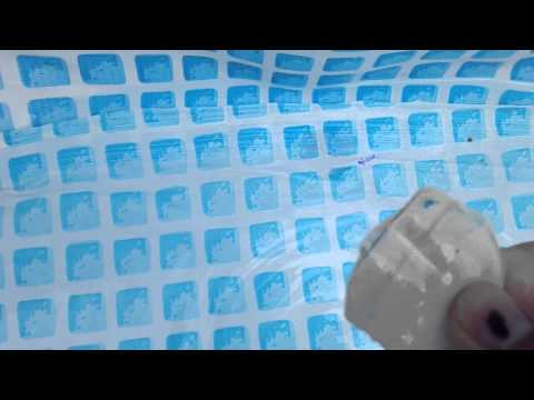 Stopping Leaks in An Intex Pool Liner