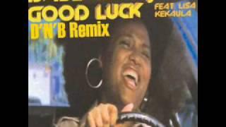 Basement Jaxx - Good Luck (Drum and Bass Remix by Bungle & Mikrob)