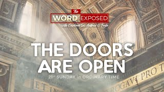 The Word Exposed   THE DOORS ARE OPEN (August 25, 2019 Episode)