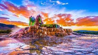 10 STRANGE Places In North America !