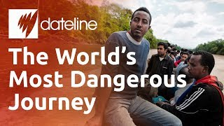 The life threatening migrant journey across the Darien Gap to freedom
