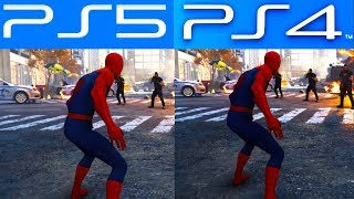 PS5 vs PS4: Speed Test & Performance Comparison (PlayStation 5)