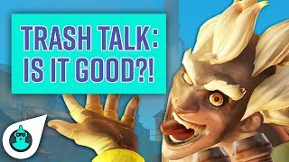 Trash Talk, Good or Bad For Esports? - Overwatch League & LoL News Highlights   Starting Point S1e3