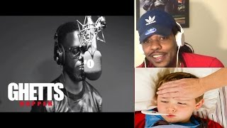 Ghetts   Fire In The Booth PT2 | JESUS CHRIST!!
