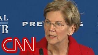Sen. Elizabeth Warren pitches anti-corruption plan