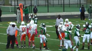 preview picture of video 'Eastside Tigers vs. Detroit Spartans (A-Team) Game Highlights (10-18-2014)'