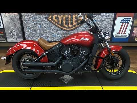 2019 INDIAN SCOUT CLASSIC