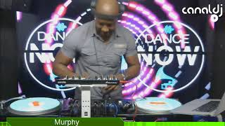 DJ Murphy - Live @ Programa Dance Now 2018