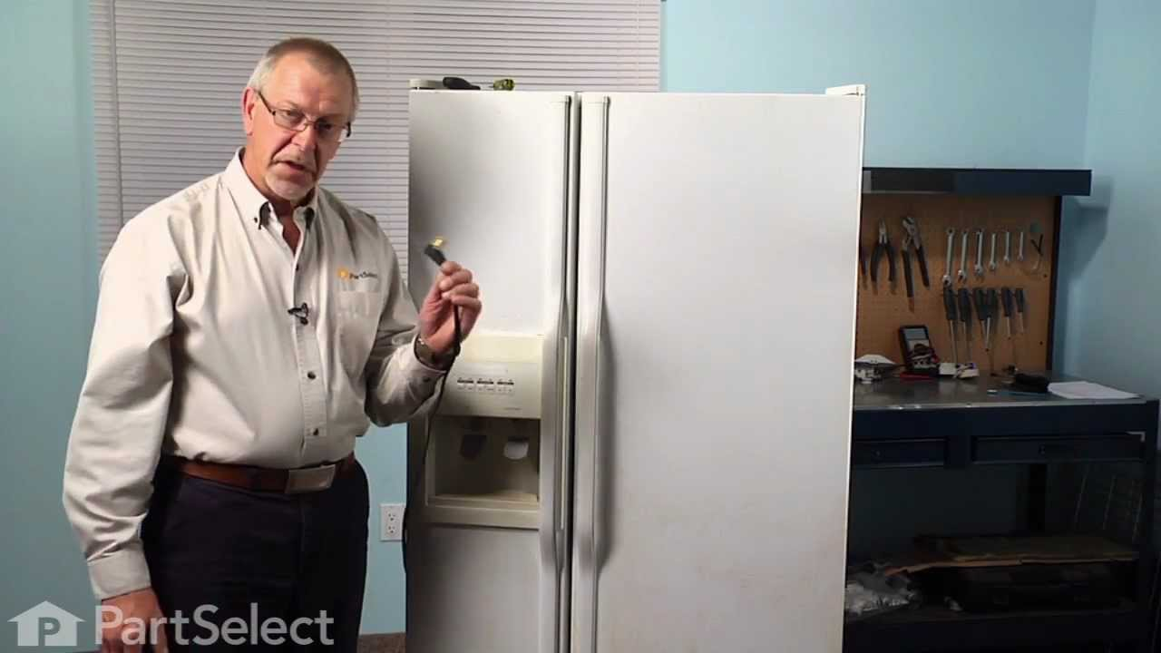 Replacing your Whirlpool Refrigerator Micro Switch