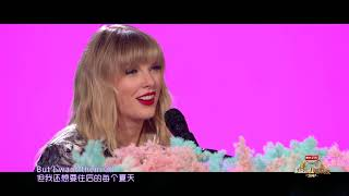 【纯享】Taylor Swift《Lover》 [Tmall 1111 Shopping Festival]